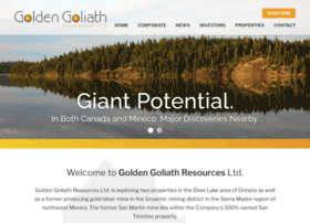 goldengoliath.com