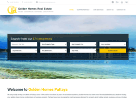 goldenhomespattaya.com