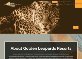 goldenleopardresorts.co.za
