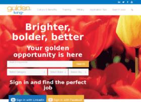 goldenliving.jobs