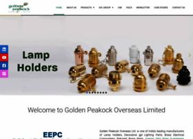 goldenpeakock.com
