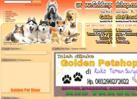 goldenpetshop.com