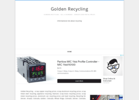 goldenrecycling.org
