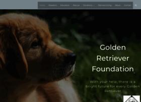 goldenretrieverfoundation.org