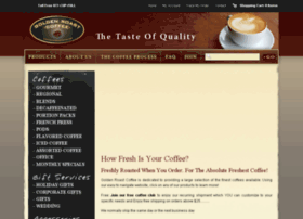 goldenroastcoffee.com