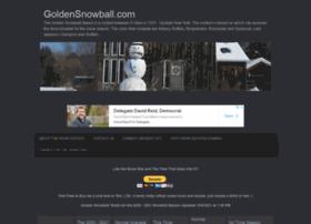 goldensnowball.com