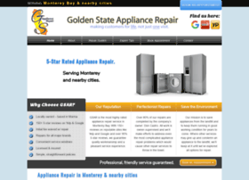goldenstateappliancerepair.com