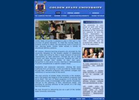 goldenstateuniversity.edu