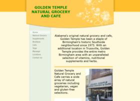 goldentemplehealthfoods.com