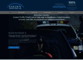 goldentrafficticketlaw.com