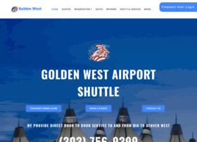 goldenwestairportshuttle.hudsonltd.net