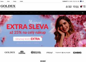 goldex.cz