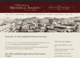 goldfieldhistoricalsociety.com