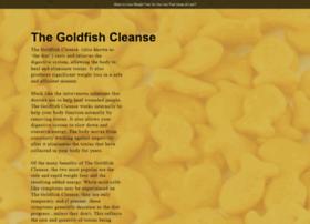Goldfishcleanse.launchrock.com