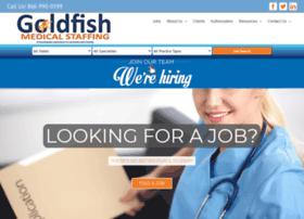 goldfishmedicalstaffing.com