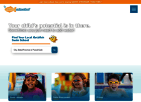 goldfishswimschool.com