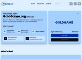 goldgame.org