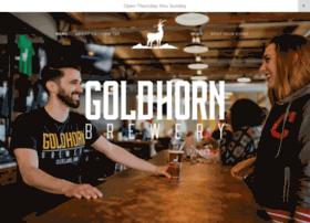 goldhornbrewery.com