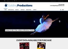 goldingproductions.com