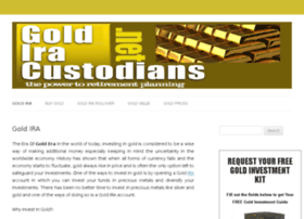 goldiracustodians.net
