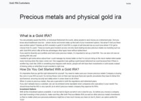 goldiracustodians.org