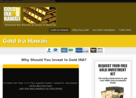 goldirahawaii.com