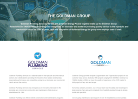 goldman.com.au
