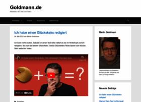 goldmann.de