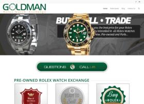 goldmanwatchexchange.com