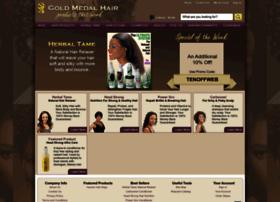 goldmedalhair.com