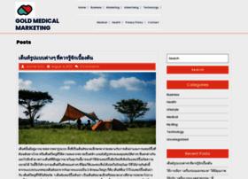 goldmedicalmarketing.com