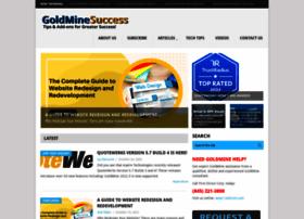 goldminesuccess.com