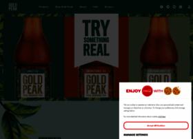 goldpeakbeverages.com