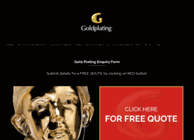 goldplating.co.uk