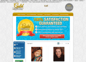 goldpsychics.com