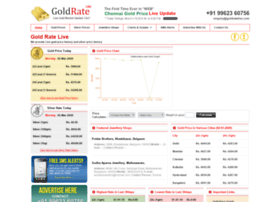 goldratelive.com