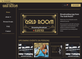 goldroomlive.com
