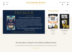 goldsborobooks.com