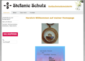 goldschmiede-stefanie-schulz.de