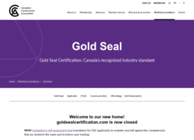 goldsealcertification.com