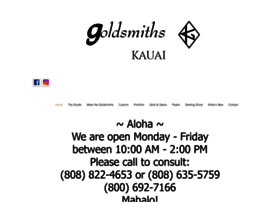 goldsmiths-kauai.com