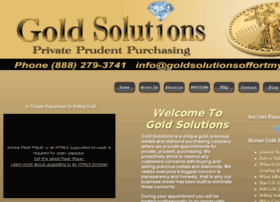 goldsolutionsoffortmyers.com
