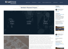 goldstoneresources.com