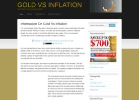 goldvsinflation.com