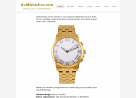 goldwatches.com