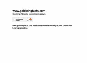 goldwingfacts.com