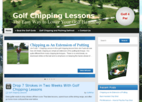 golf-chipping-lessons.com