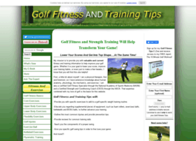 golf-fitness-and-training-tips.com