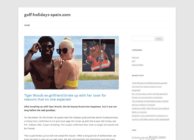 golf-holidays-spain.com