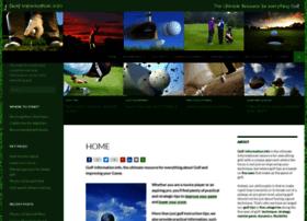 golf-information.info